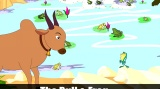 Poster Short Stories, The Bull And Frog